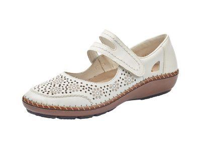 Rieker White Shoes
