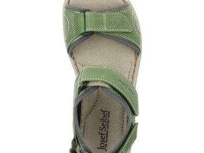 Josef Seibel Green Walking Sandals
