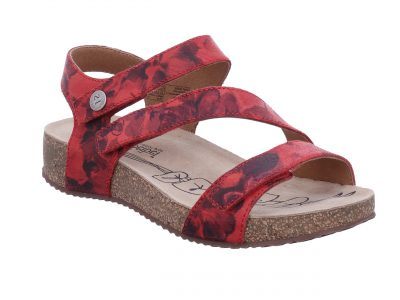 Josef Seibel Red Sandals