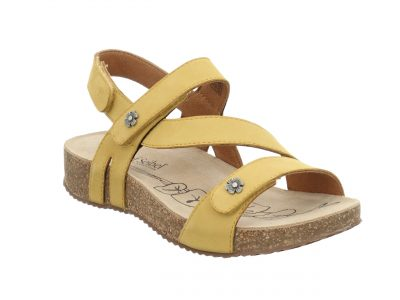 Josef Seibel Yellow Sandals
