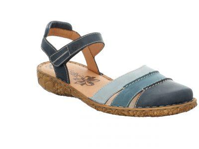 Josef Seibel Navy Multi Summer Shoes