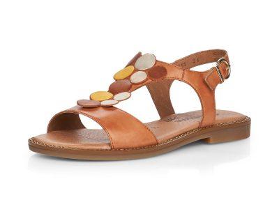 Remonte Tan Sandals