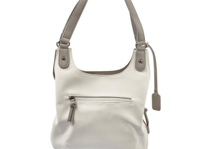 Rieker Rose and Grey Shoulder Bag