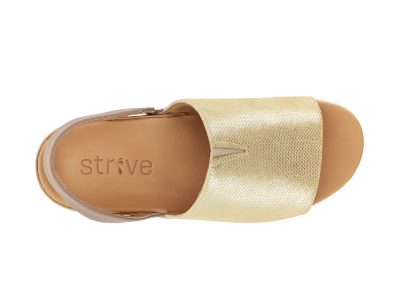 Strive Sling Back Sandal