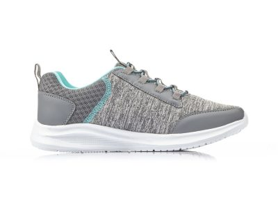 Rieker Grey/Blue Trainer