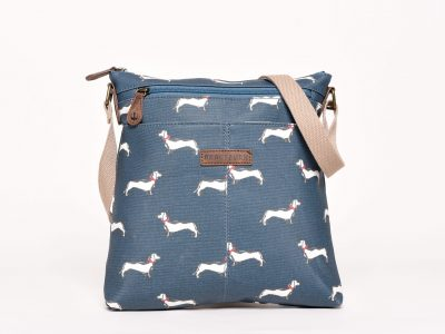 Brakeburn Sausage Dog Cross Over Bag
