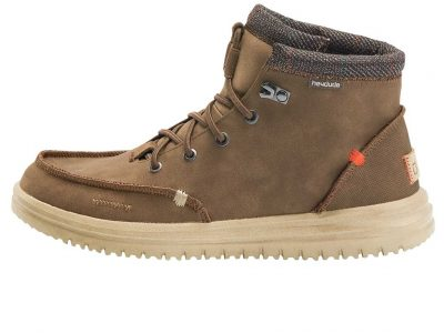 Hey Dude Bradley Brown Boots – Recycled Leather