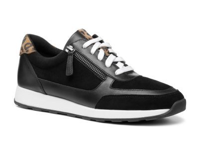 Hotter Juno Black Trainers