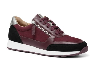 HOTTER Juno Wine Multi Trainers