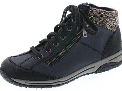RIEKER Casual Zip Boots