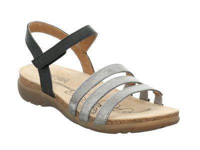 Josef Seibel Riley 01 Basalt Combi Sandal