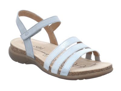 Josef Seibel Riley 01 Light Blue Sandal